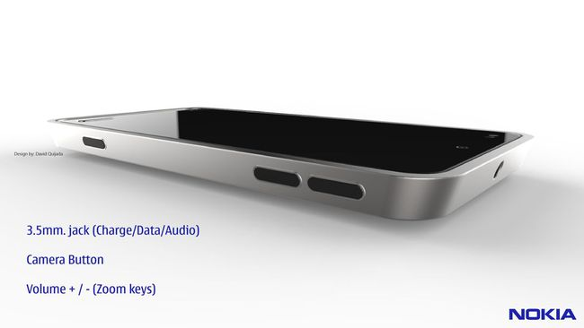 Nokia mà tung ra smartphone đẹp mướt mắt thế này thì thế giới sẽ điên đảo ngay - Ảnh 3.