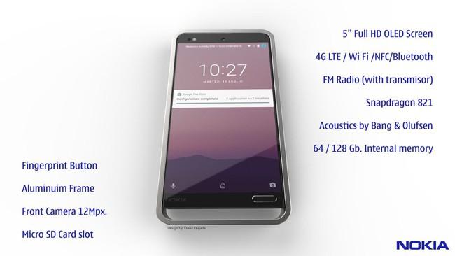 Nokia mà tung ra smartphone đẹp mướt mắt thế này thì thế giới sẽ điên đảo ngay - Ảnh 4.