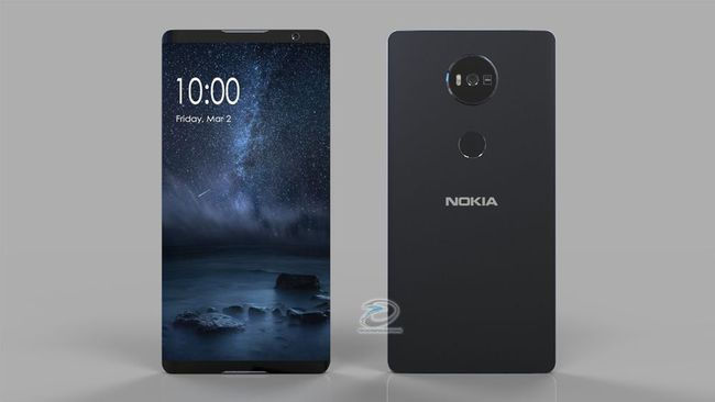 Cận cảnh ý tưởng smartphone Nokia đẹp đến nao lòng - Ảnh 4.