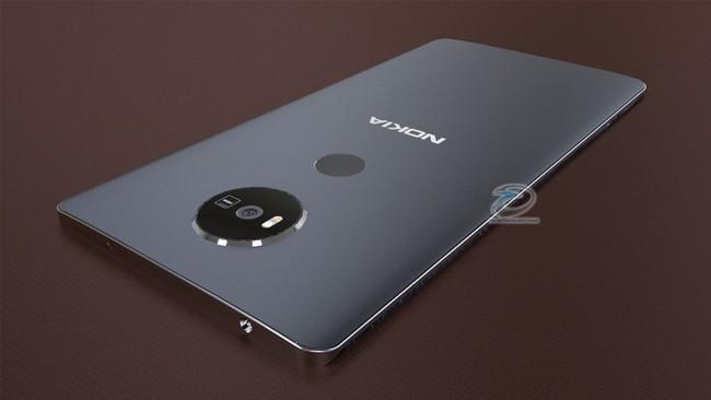 Cận cảnh ý tưởng smartphone Nokia đẹp đến nao lòng - Ảnh 6.