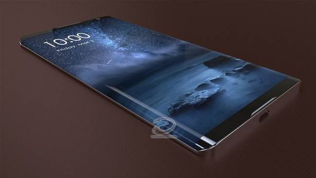 Cận cảnh ý tưởng smartphone Nokia đẹp đến nao lòng - Ảnh 5.
