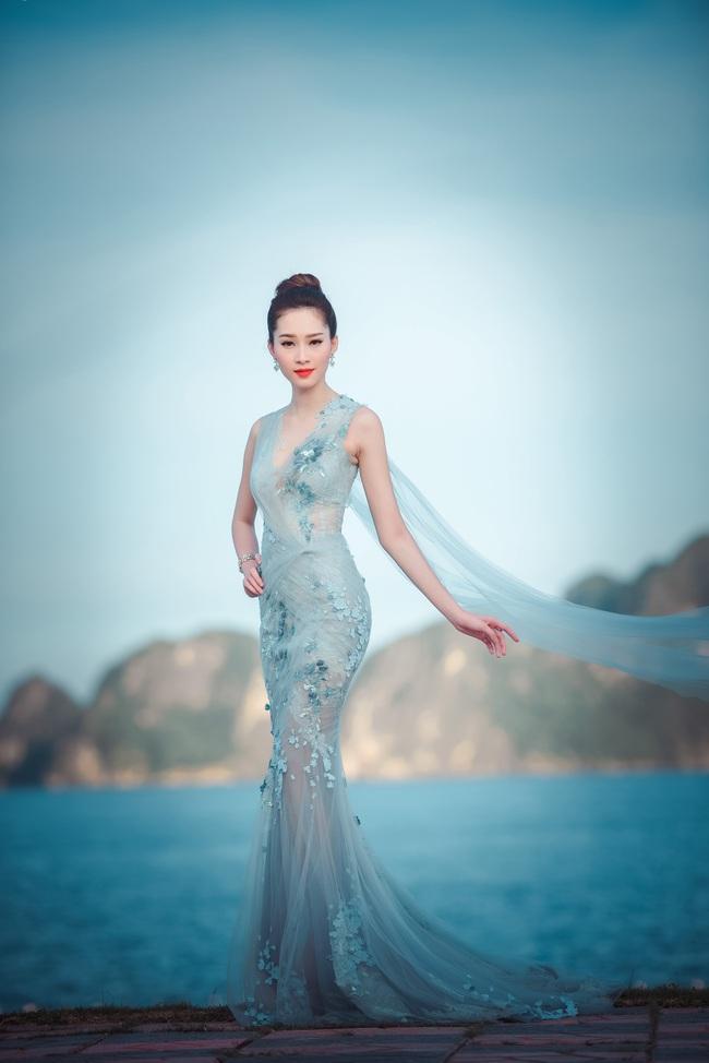 Trước khi thiết kế váy cho tân HHHV, Hoàng Hải vốn đã là NTK của mọi Hoa hậu Việt - Ảnh 5.