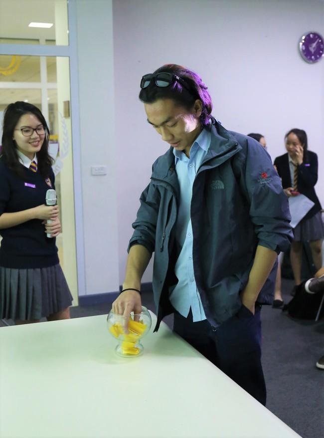 Học sinh Hà Nội hào hứng với cuộc thi làm phim Olympia Film Festival 2017 - ảnh 6