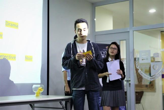 Học sinh Hà Nội hào hứng với cuộc thi làm phim Olympia Film Festival 2017 - ảnh 5