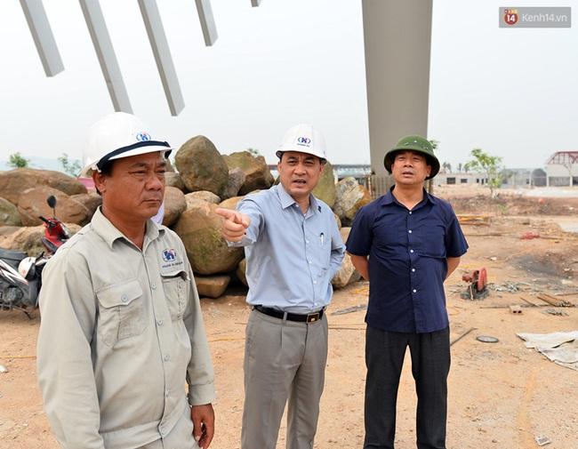 Clip: Cổng chào hoành tráng gần 200 tỷ đồng của tỉnh Quảng Ninh nhìn từ trên cao - Ảnh 5.