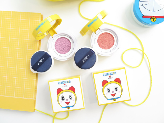 Có giá không quá 350.000 VND, những hộp phấn má nước này sẽ giúp bạn xinh y như gái Hàn - Ảnh 1.