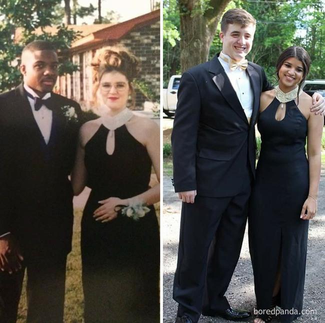 Diện váy của mẹ từ chục năm trước nhưng 17 cô nàng này trông vẫn long lanh như hot girl - Ảnh 10.