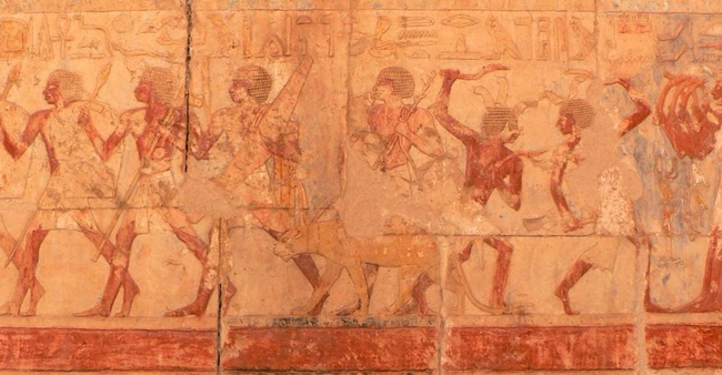 Là nữ Pharaoh vĩ đại nhất Ai Cập cổ đại nhưng tên của bà lại vĩnh viễn bị lãng quên. Tất cả là vì... - Ảnh 5.