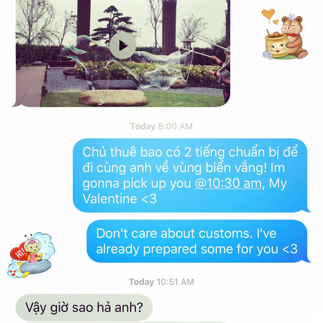 Các cặp đôi Vbiz thi nhau tra tấn dân FA bởi những câu chuyện tình yêu cực lãng mạn trong ngày Valentine - Ảnh 6.
