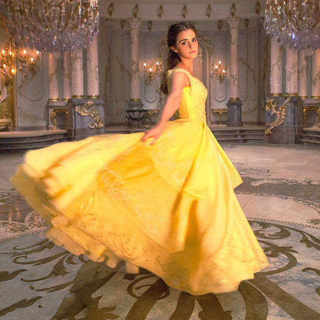 Beauty and the Beast - Từ nữ chính đến vai phản diện đều đẹp xuất sắc nhất Hollywood! - Ảnh 1.