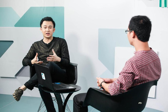 Dương Triệu Vũ thừa nhận Yêu Đàm Vĩnh Hưng