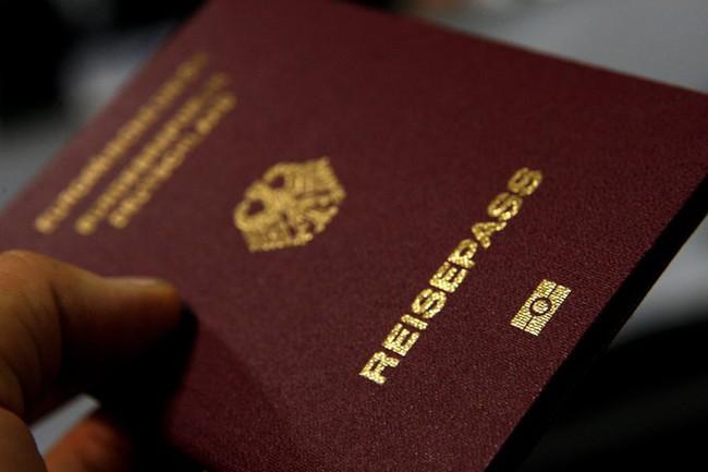 Hộ chiếu của Đức được xếp hạng 'mạnh nhất' thế giới
