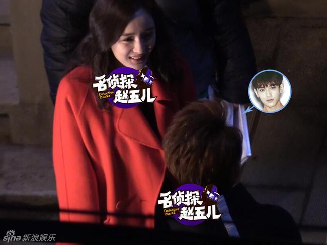 Dương Mịch phải hôn Hoàng Tử Thao 5 lần mới đạt yêu cầu đạo diễn