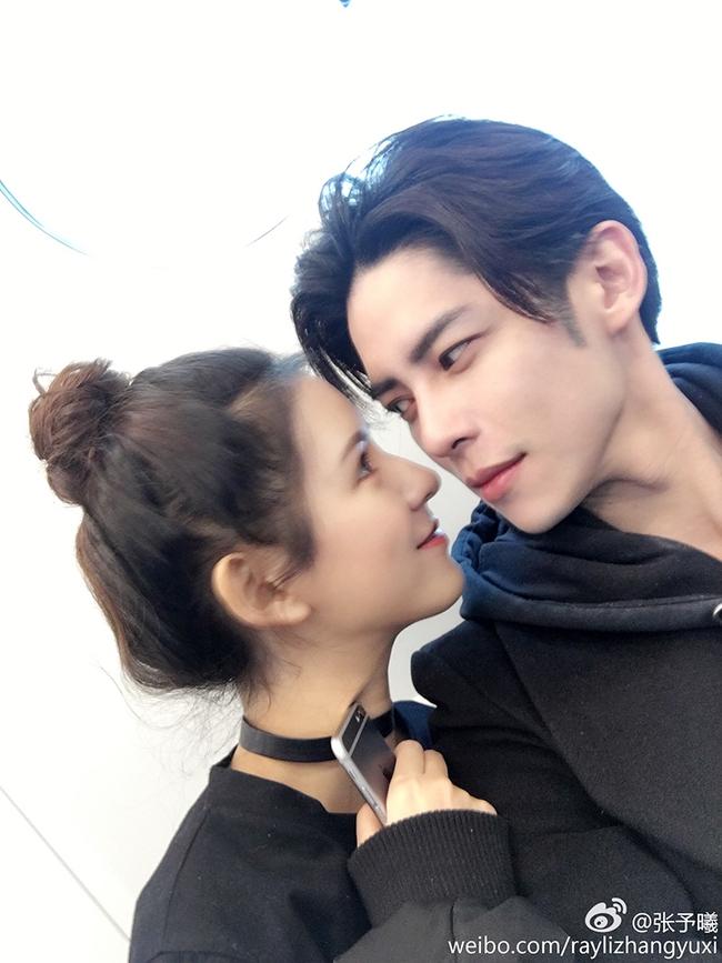 Cặp đôi phim Nàng công chúa tôi yêu Trương Dư Hi - Trần Bá Dung công khai hẹn hò - Ảnh 1.