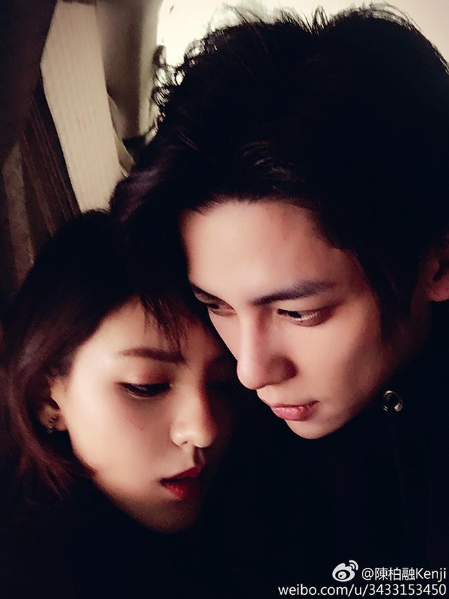 Cặp đôi phim Nàng công chúa tôi yêu Trương Dư Hi - Trần Bá Dung công khai hẹn hò - Ảnh 2.