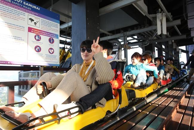 Giải mã cơn sốt công viên giải trí Sun World Ha Long Park - Ảnh 3.
