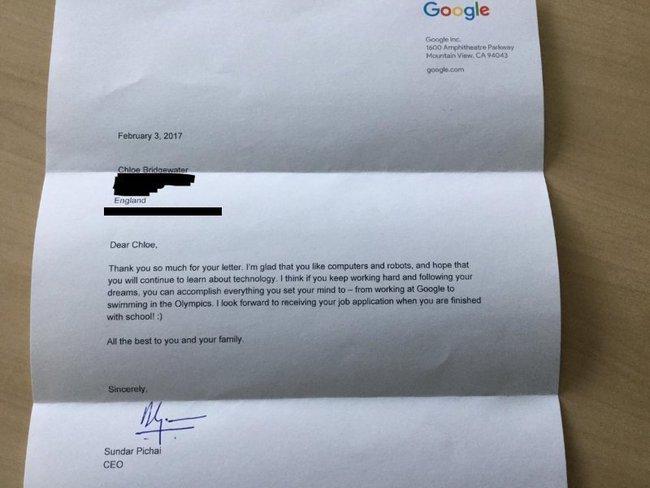 Nhìn chữ ký của CEO Google Sundar Pichai, người ta có thể đoán được tính cách của ông ra sao - ảnh 1