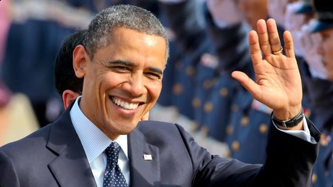 '. Obama xếp thứ 12 trong các tổng thống Mỹ vĩ đại nhất .'