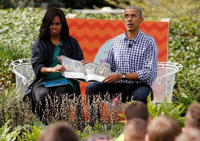 Nhà Obama vừa kiếm 60 triệu đô sau khi rời Nhà Trắng - Ảnh 1.