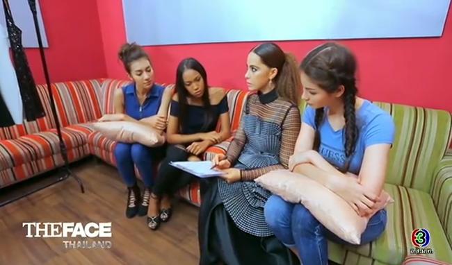 Cố tình vắng mặt, HLV The Face Thái nhờ bạn thân loại luôn thí sinh đội đàn chị - Ảnh 7.