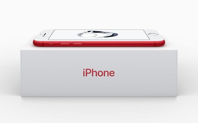 Ơn giời, một chiếc iPhone 7/ 7 Plus ĐỎ RỰC vừa được Apple giới thiệu! - Ảnh 1.
