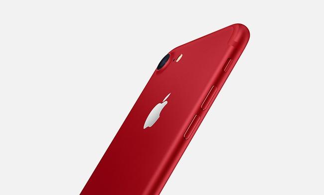 Ơn giời, một chiếc iPhone 7/ 7 Plus ĐỎ RỰC vừa được Apple giới thiệu! - Ảnh 2.