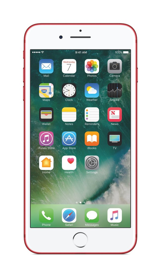 Ơn giời, một chiếc iPhone 7/ 7 Plus ĐỎ RỰC vừa được Apple giới thiệu! - Ảnh 3.