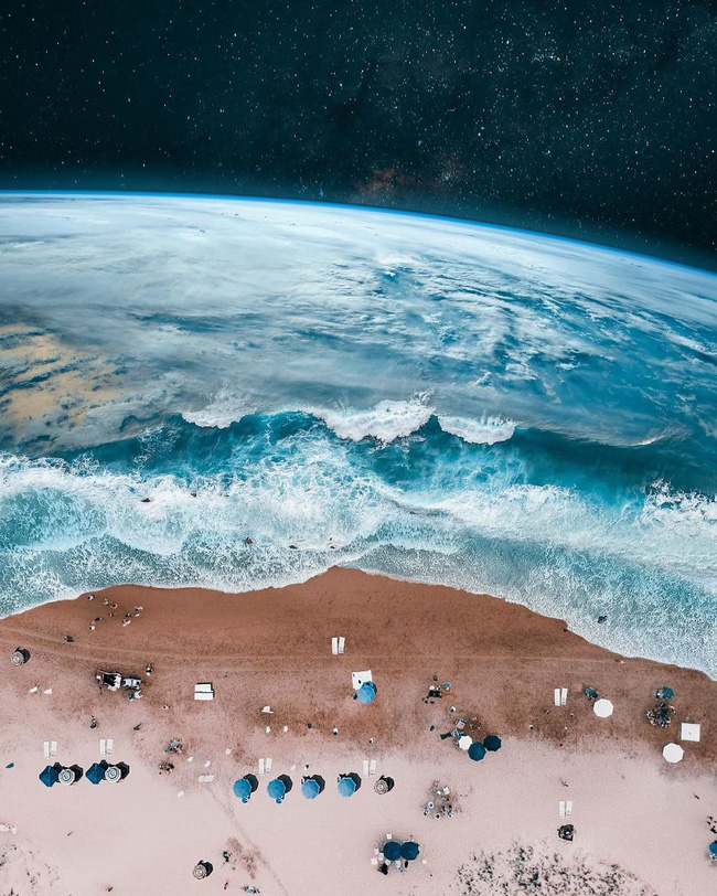 Thế giới nửa thực nửa mơ đầy ấn tượng qua bộ ảnh Photoshop diệu kì - Ảnh 8.