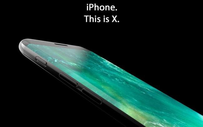 Cận cảnh iPhone X đẹp rụng rời khiến mọi smartphone khác phải chào thua - Ảnh 1.
