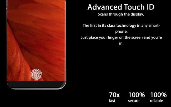 Cận cảnh iPhone X đẹp rụng rời khiến mọi smartphone khác phải chào thua - Ảnh 2.