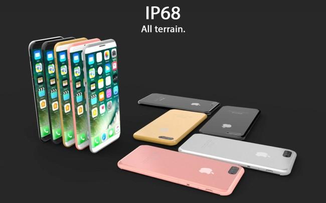 Cận cảnh iPhone X đẹp rụng rời khiến mọi smartphone khác phải chào thua - Ảnh 5.