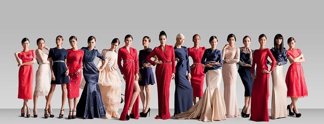 Minh Tú xuất hiện đầy nóng bỏng trong hình hiệu của Next Top châu Á - Ảnh 6.