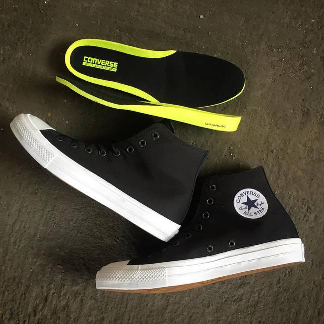 Giày Converse lại vừa được lên đời: Không chỉ chất mà còn cực êm ái và thoáng chân - Ảnh 2.