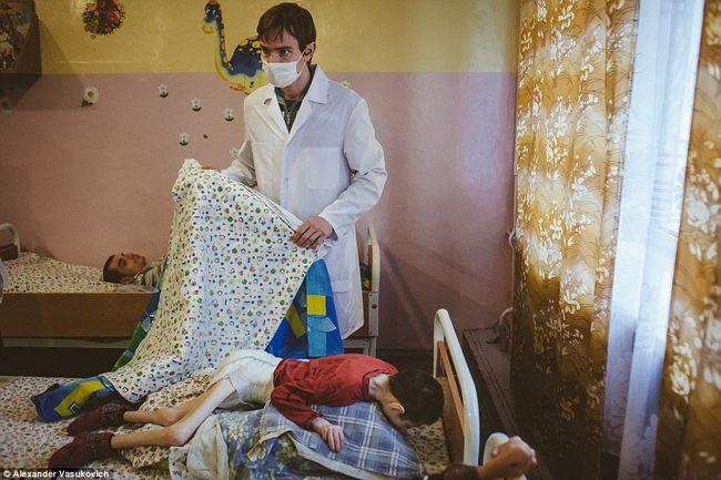 Không chỉ riêng Syria, vấn nạn suy dinh dưỡng cũng đang xảy ra ngay tại một quốc gia châu Âu - Ảnh 2.