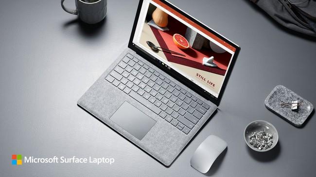 Bất kì ai cũng muốn chiếc laptop tuyệt vời Microsoft vừa ra mắt