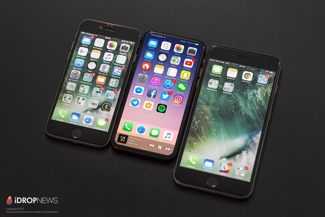 NÓNG: Bom tấn iPhone 8 có thể được trình làng ngay tháng sau - Ảnh 2.