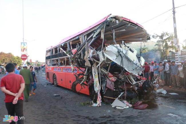 Vụ tai nạn 13 người chết: Chuyến hồi hương định mệnh của người xa quê - Ảnh 1.