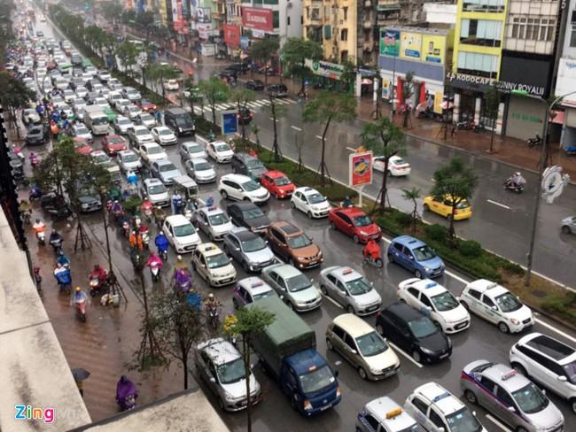 Hà Nội làm đường vành đai 1 rộng 50 m song song Đê La Thành - Ảnh 1.