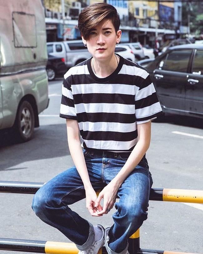 Mỹ nhân nổi tiếng của The Face Thái mùa 3 thừa nhận đang hẹn hò mẫu nữ tomboy - Ảnh 10.
