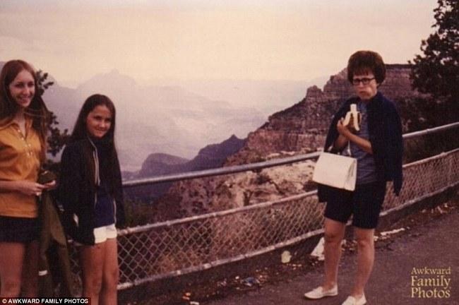 Tuyển tập những bức ảnh du lịch gia đình hài hước mà nhìn xong chỉ muốn chết ngất vì cười - Ảnh 9.