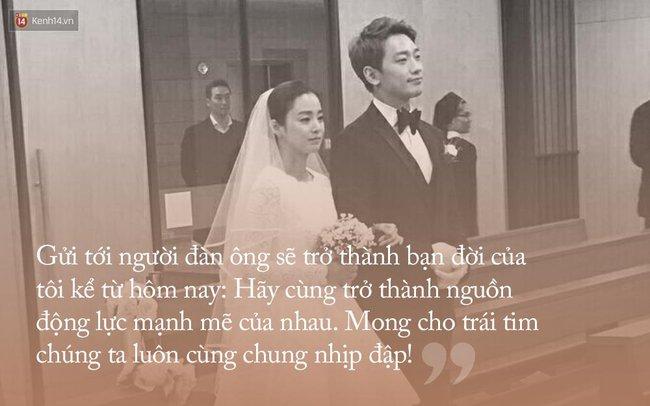 Đám cưới Bi Rain - Kim Tae Hee: Khi đã đủ đầy, người ta không còn quá quan tâm đến những giá trị vật chất, bởi vui là được! - ảnh 3