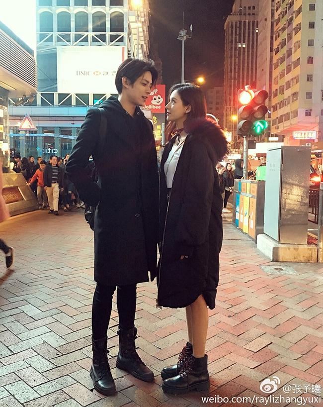 Cặp đôi phim Nàng công chúa tôi yêu Trương Dư Hi - Trần Bá Dung công khai hẹn hò - Ảnh 3.