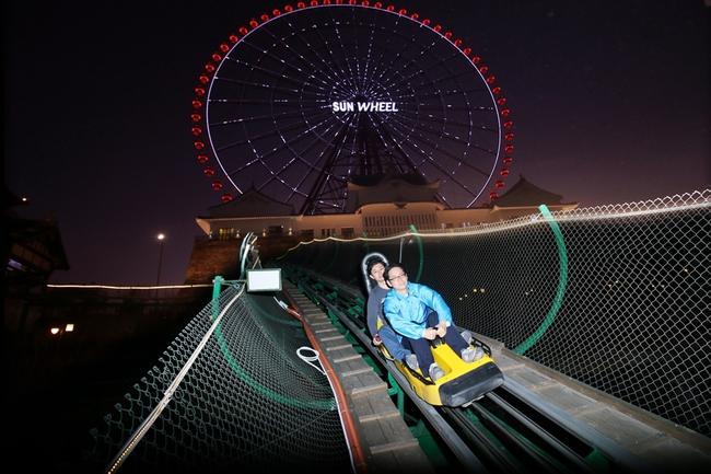 Giải mã cơn sốt công viên giải trí Sun World Ha Long Park - Ảnh 4.
