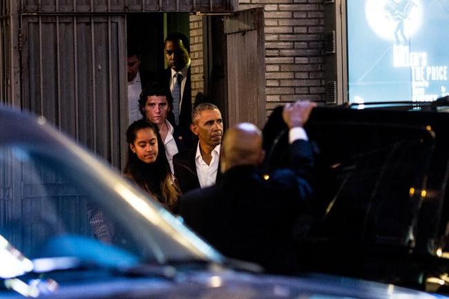 Ông Obama trở lại tràn đầy sức sống sau kỳ nghỉ - Ảnh 3.