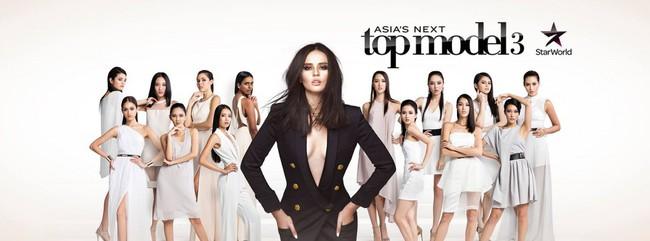 Minh Tú xuất hiện đầy nóng bỏng trong hình hiệu của Next Top châu Á - Ảnh 8.