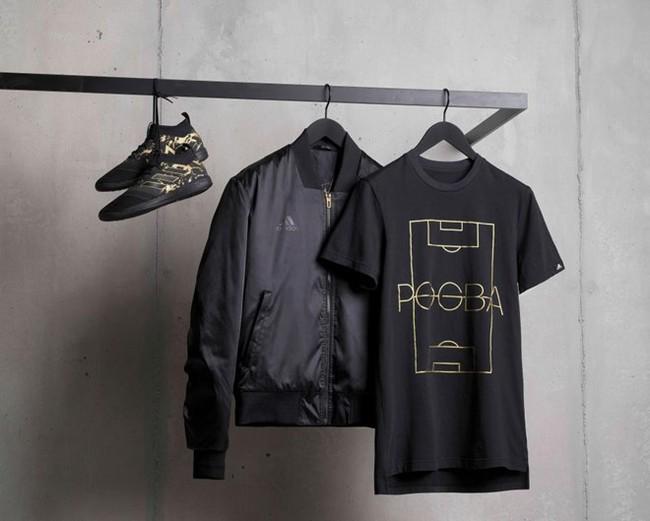 Pogba ra mắt bộ sưu tập thời trang độc quyền - Ảnh 4.