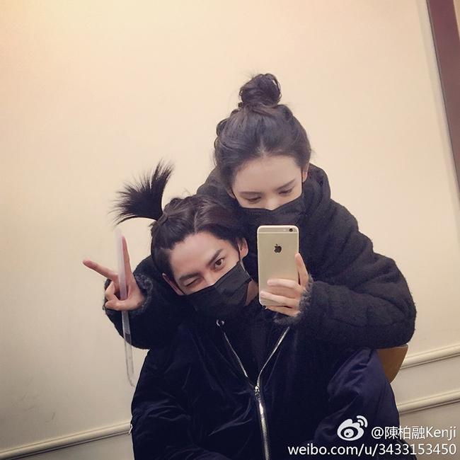 Cặp đôi phim Nàng công chúa tôi yêu Trương Dư Hi - Trần Bá Dung công khai hẹn hò - Ảnh 4.