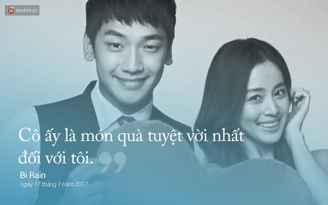 Đám cưới Bi Rain - Kim Tae Hee: Khi đã đủ đầy, người ta không còn quá quan tâm đến những giá trị vật chất, bởi vui là được! - ảnh 5
