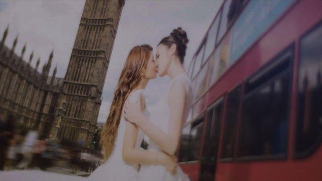 Cô dâu đồng tính được sếp dẫn lên lễ đường vì bố đẻ từ chối có mặt - Ảnh 5.
