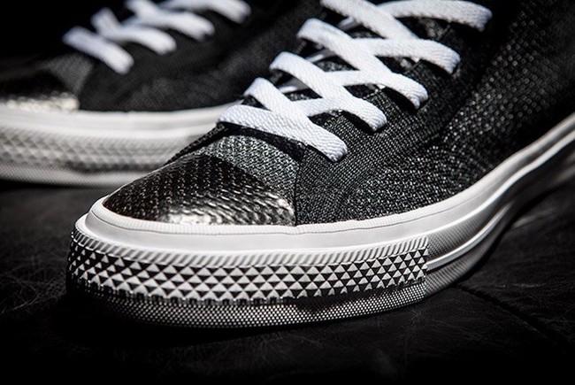 Giày Converse lại vừa được lên đời: Không chỉ chất mà còn cực êm ái và thoáng chân - Ảnh 7.